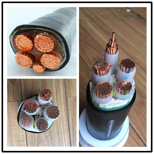 YJV铜芯电缆