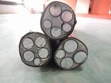 阻燃鋁合金電纜3×240+1 ZC-YJLHV鋁合金電纜 -ZC-YJLHV
