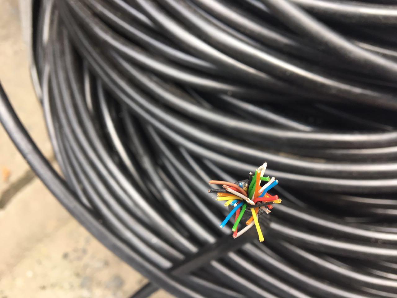 网络传输介质都包括哪三种电缆【杭州安信】