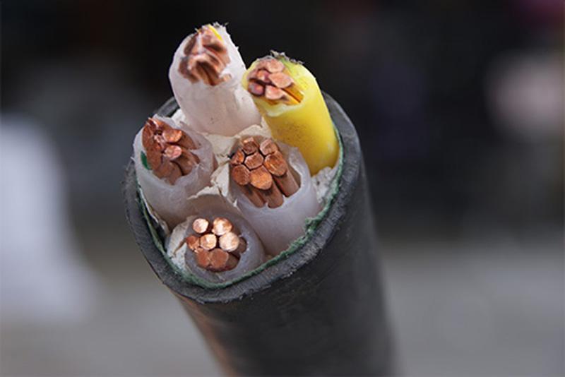 铜电缆价格下跌,安信及时通知客户