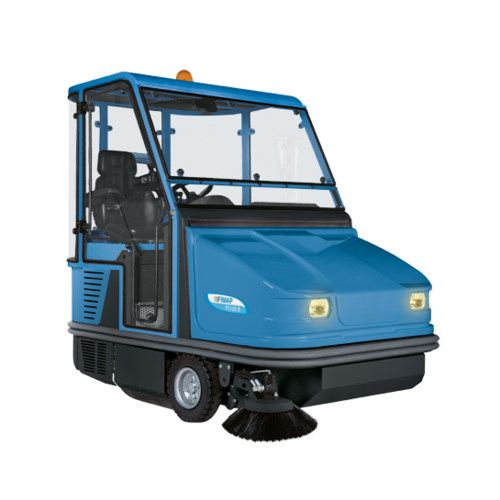 Sweeping machines-008-FS120 Cabina