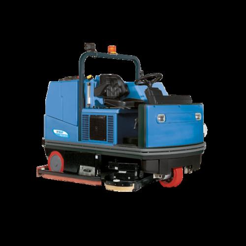 菲迈普FIMAP大型驾驶式洗地机-Mg 1300 D