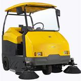 格美驾驶式电动扫地车 -S8