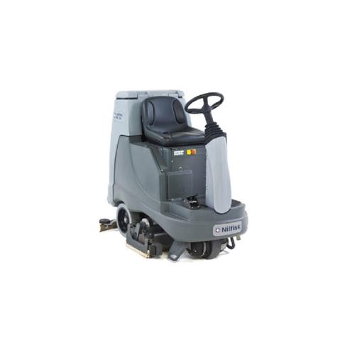 力奇Nilfisk驾驶式洗地机-BR855