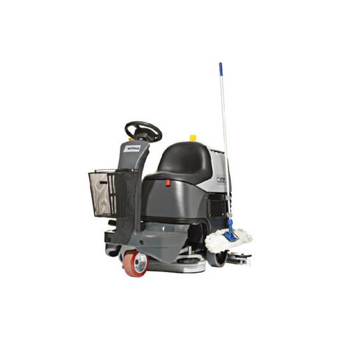 力奇Nilfisk驾驶式洗地机-BR752