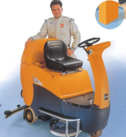 特洁Taski驾驶式洗地机-swingo3500