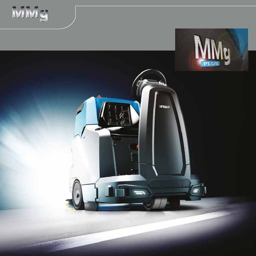 菲迈普FIMAP驾驶式洗地机MMG 85-MMG 85