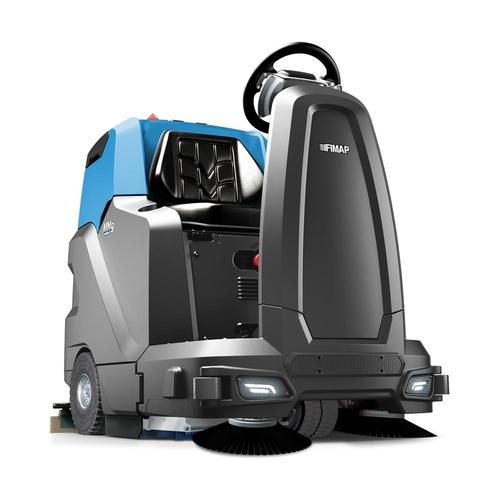 菲迈普FIMAP驾驶式洗地机-MMg Cylindrical