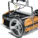 Rotowash手推式多功能洗地机地毯自动扶梯机转运专用车-rotocart