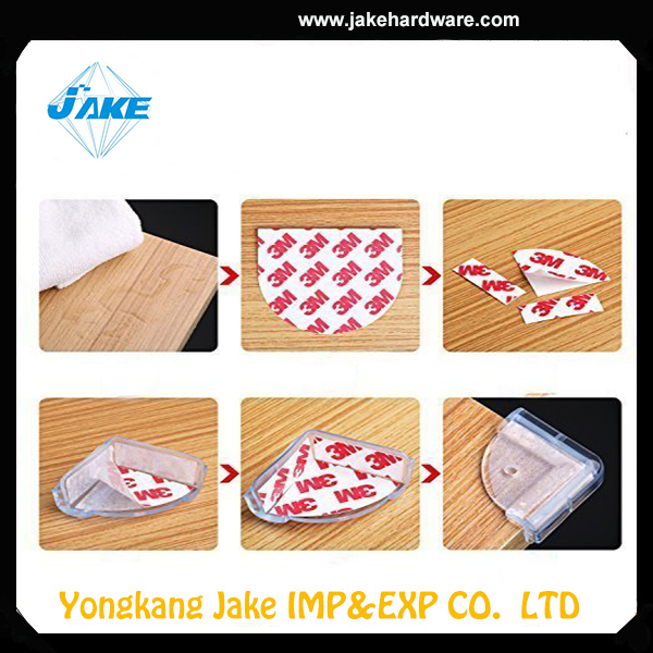 L Shape PVC Corner Cover JKF13203