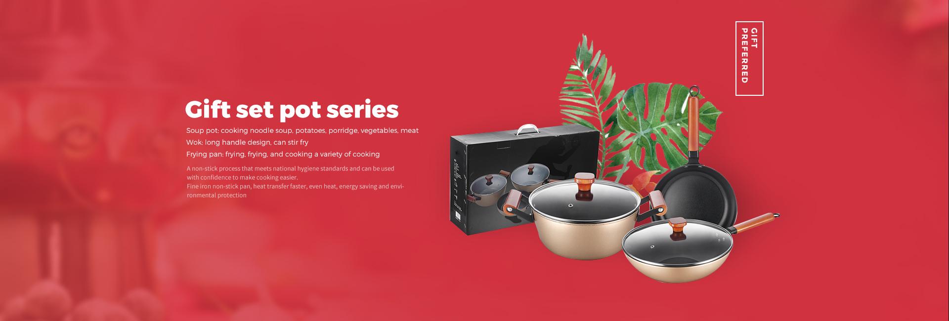Gift Set Pot Series