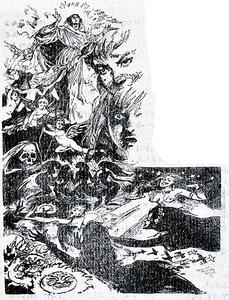 《破碎的神话和未来出场的少年主人公》
