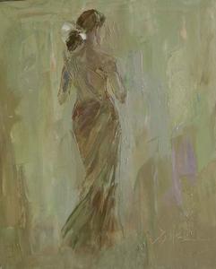 背影女子  2004年