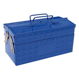 工具箱 -小两层加厚手提工具箱JS-11B