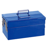 工具箱 -小两层手提工具箱JS-11
