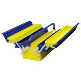 工具箱 -三层五格手提式工具箱JS-09B