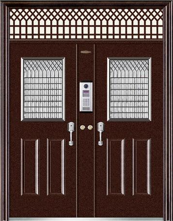 樓宇門-JH-L-026