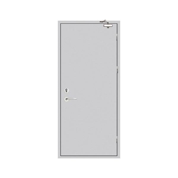 通道钢质防火门-FHG-002