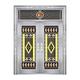 特种钢装门系列-JT-8806(精品花)