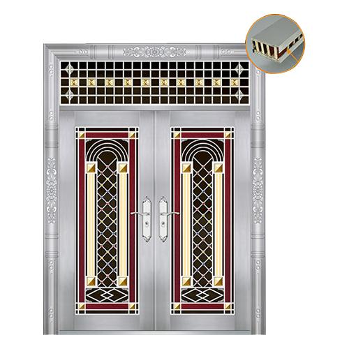 特种钢装门系列-JT-8807(精品花)