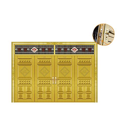 纳米铜系列-JT-8865(整板门)