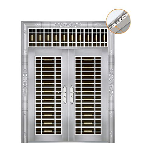 特种钢装门系列-JT-8802(六类花)