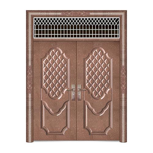 雕刻古铜系列-JT-8830(整板门)