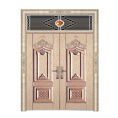 金铜雕系列-JT-8817(整板门)