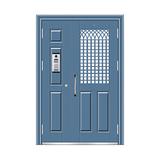 楼宇门系列 -JT-9026(氟碳漆)