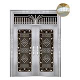 特种钢装门系列 -JT-8811(精品花)