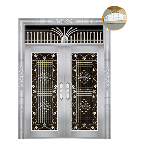特种钢装门系列-JT-8811(精品花)