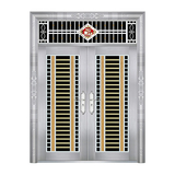 特种钢装门系列 -JT-8805(精品花)