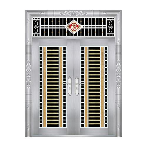 特种钢装门系列-JT-8805(精品花)