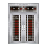特种钢装门系列 -JT-8810(精品花)