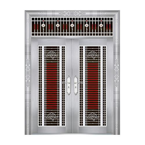 特种钢装门系列-JT-8810(精品花)