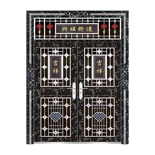 黑钛金系列-JT-8881(精品花)
