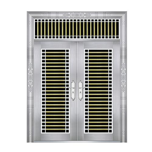 特种钢装门系列-JT-8809(六类花)