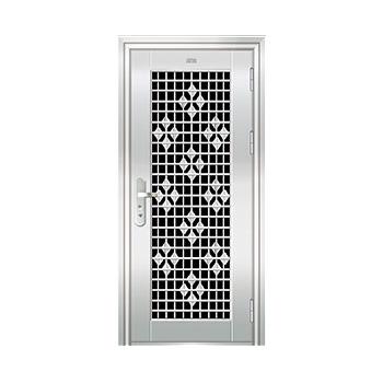 豪华不锈钢门-JT-9005(二类花)