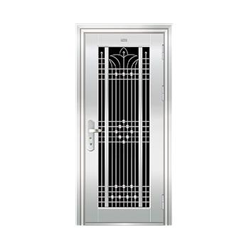 豪华不锈钢门-JT-8989(四类花)