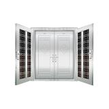 豪华不锈钢门 -JT-8983(复合门)