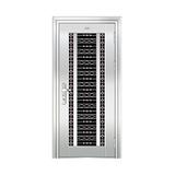 豪华不锈钢门 -JT-9010(四类花)
