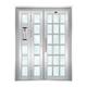 不锈钢楼寓门系列-JT-3154(楼寓门)