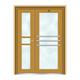 不锈钢楼寓门系列-JT-3166(金黄色)