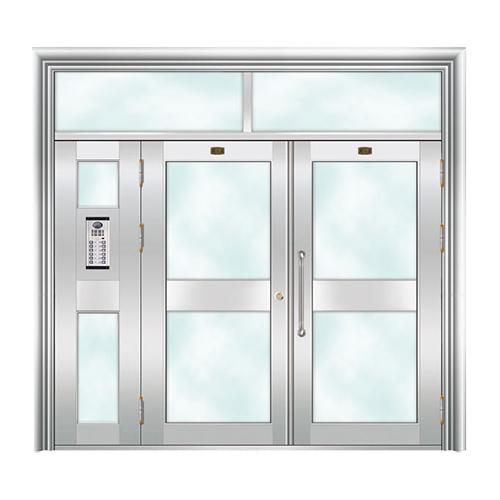 不锈钢楼寓门系列-JT-3157(楼寓门)
