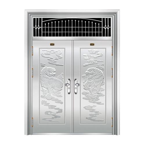 彩色不锈钢系列-JT-3143(整板门)