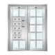 不锈钢楼寓门系列-JT-3153(楼寓门)