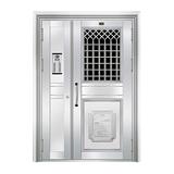 不锈钢楼寓门系列 -JT-3148(楼寓门)