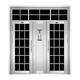 不锈钢楼寓门系列-JT-3147(楼寓门)