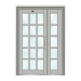 不锈钢楼寓门系列 -JT-3159(银色)