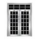 不锈钢楼寓门系列-JT-3146(楼寓门)